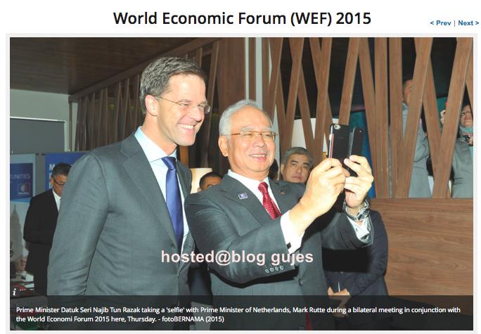 Kalau PM Kita Tak Gila Selfie Tentu Ramai Tak Tahu Macam Mana Rupa PM Belanda