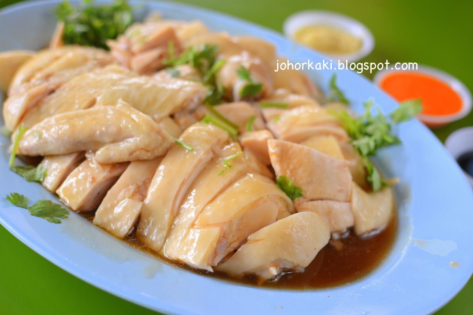 Ah Tai Hainanese Chicken Rice Maxwell Food Centre ...