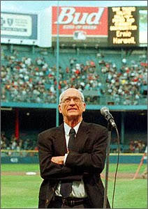 Finishing Well: What I Learned From Ernie Harwell