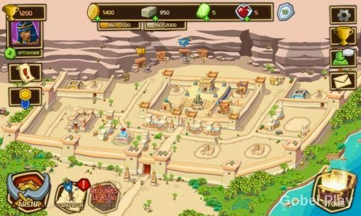 Free Download Empires of Sand Android