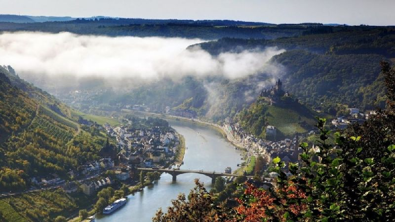 Tiny towns Mosel, Germany