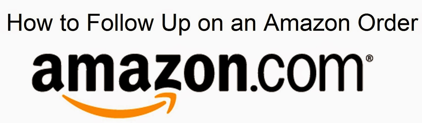 How to Follow Up on an Amazon Order : eAskme