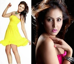 Telugu Girl Madhu Shalini Hot Photos