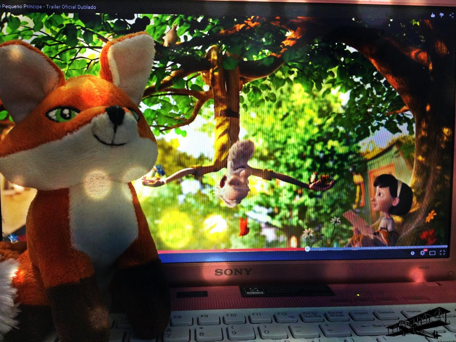 Filme O Pequeno Principe 2015 pertaining to chat preto: filme: o pequeno principe
