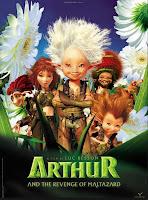 Arthur e a Vingança de Maltazard Dublado