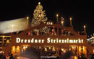 Strietzelmarkt quando completou 576 anos