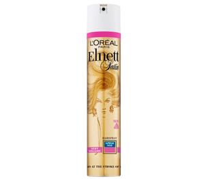 hairstyling products, produtos para cabelo, penteado, l'oreal elnett