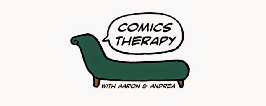 You Gotta Hear This: Brian Wood on the Comics Therapy Podcast Cover Image