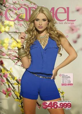 catalogo carmel ropa de moda c-15 2013