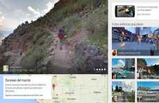 Imágenes de paisajes de todo el mundo en 360 grados : Google Maps Views