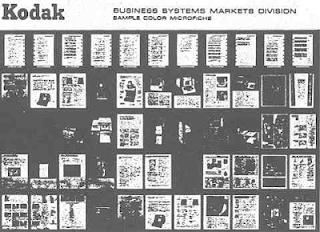 Microfiche yang berisi 60 halaman