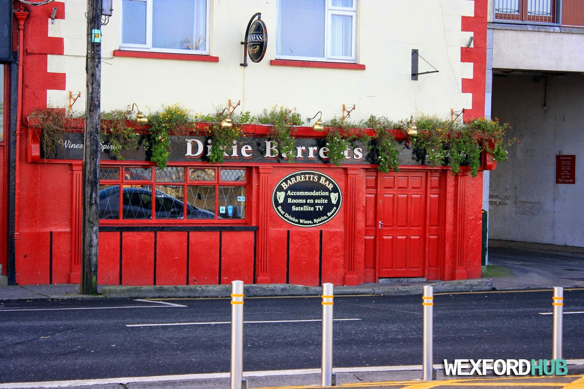 Dixie Barretts, Wexford