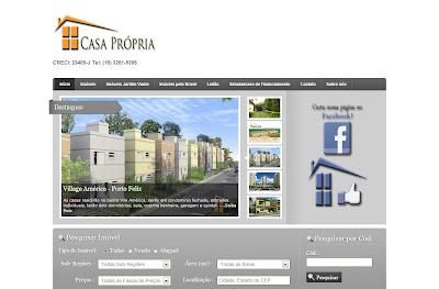 imobiliária casa própria porto feliz