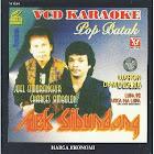 CD Musik Album Pop Batak - Karaoke (Joel dan Charles)