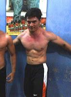 ichal-muhammad-body-sixpack-shirtless-hot
