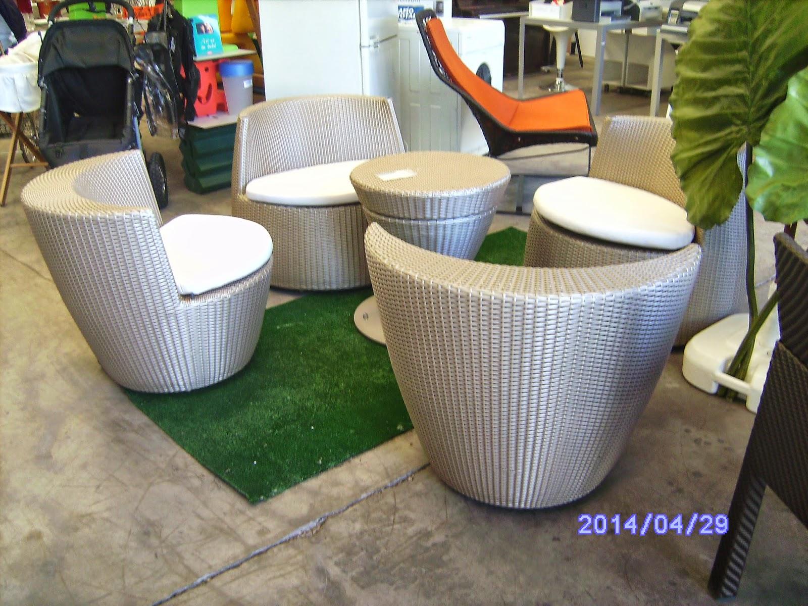 Productos de Teumercat.com: Muebles para terraza y jardín de alta gama
