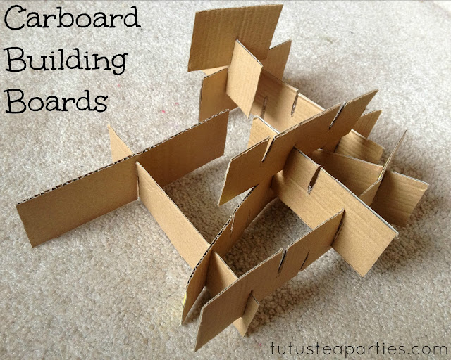 cardboard play for kids