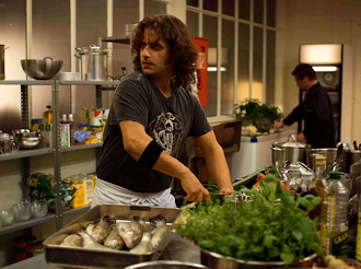Del film Soul kitchen, Dir. Fatih Akin.