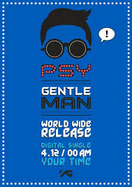 Cover Lagu PSY Gentle Man 2013