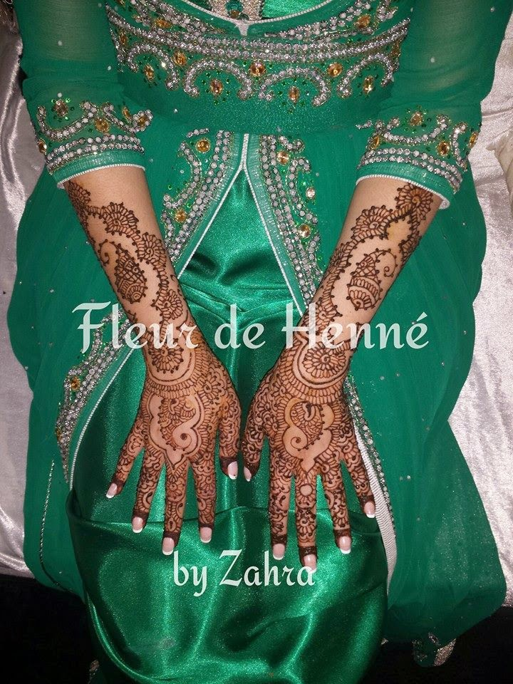 Henné mehndi Nancy