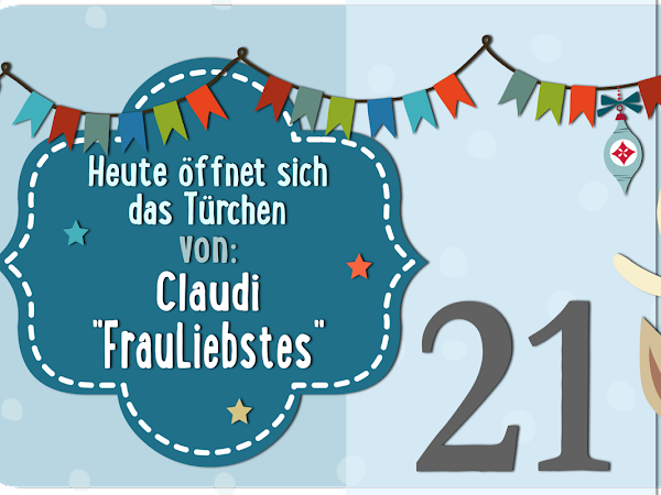 Adventskalender Türchen Nr. 21