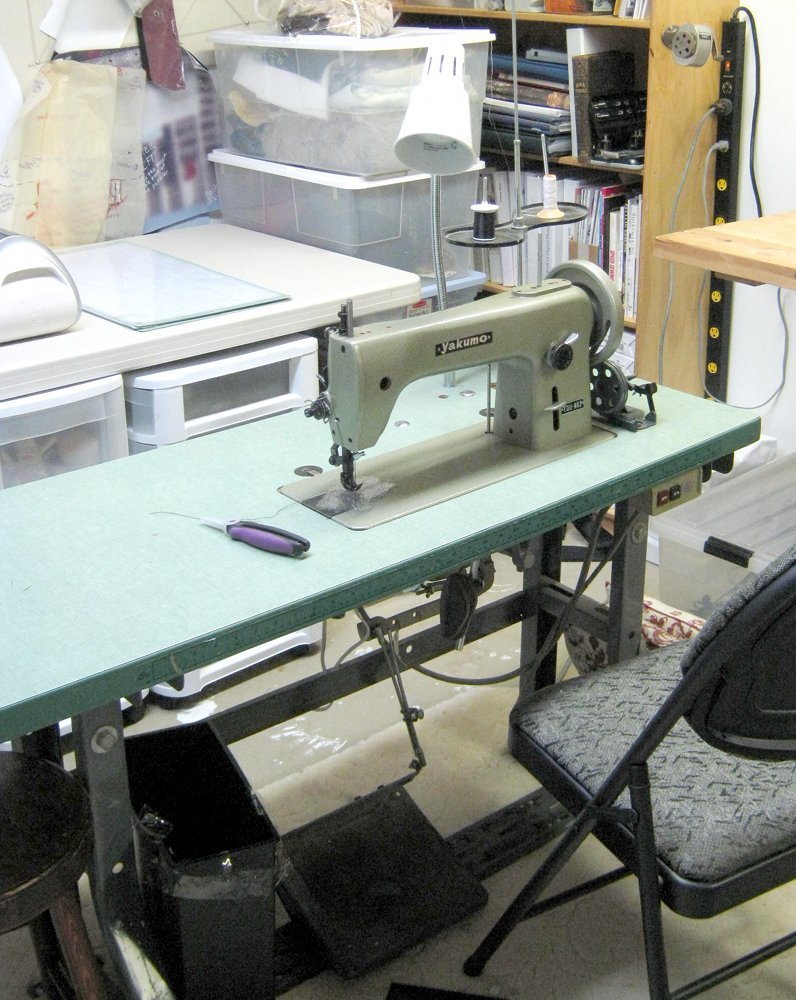Vale Industrial Sewing Machines Ltd - Trader in Industrial Sewing