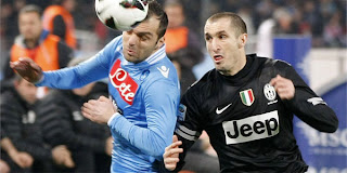 Video Gol Napoli vs Juventus 2 Maret 2013
