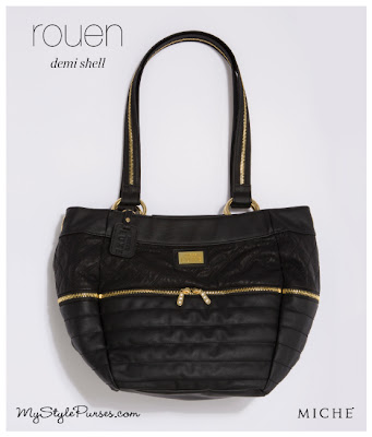 Miche Rouen Luxe Shell for Demi Bags
