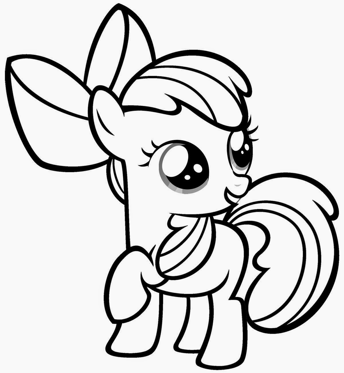 My Little Pony Ausmalbilder Spike : Coloring Pages My Little Pony Coloring Pages Free And Printable