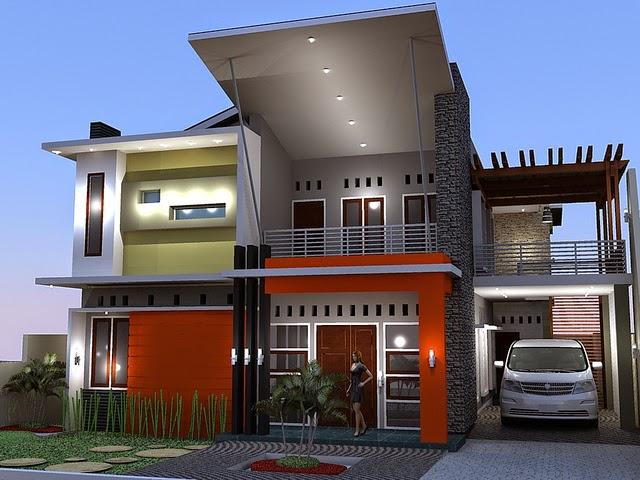 gambar ruko minimalis modern & Ruko Rumah Minimalis. Inspirasi Desain Ruko Modern. Rumah Mewah ...