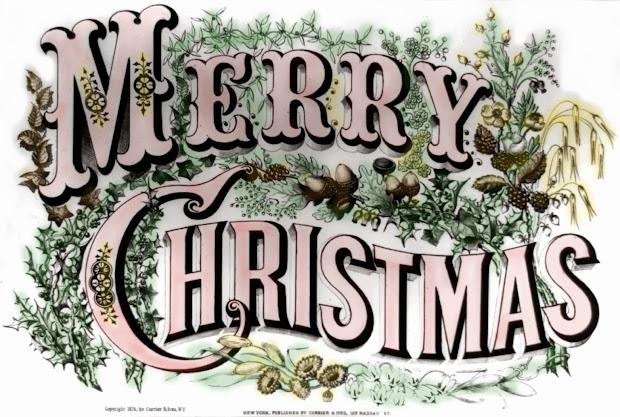christmas clip art public domain