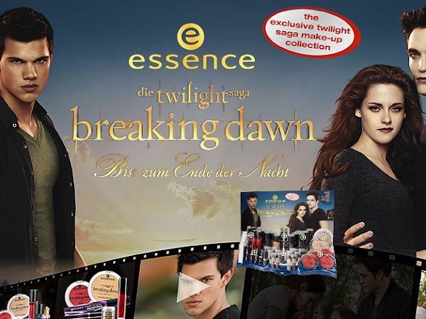 "Essence LE ""THE TWILIGHT SAGA: BREAKING DAWN – PART 2"