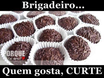 Guloseimas, quem gosta curte :)