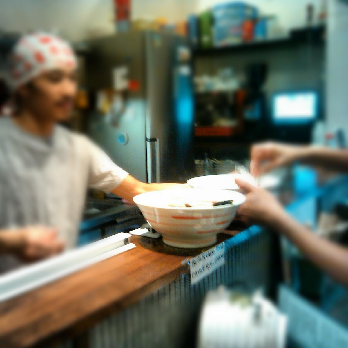 El restaurante de la semana ramen ya hiro la cocina de for La cocina de los valientes
