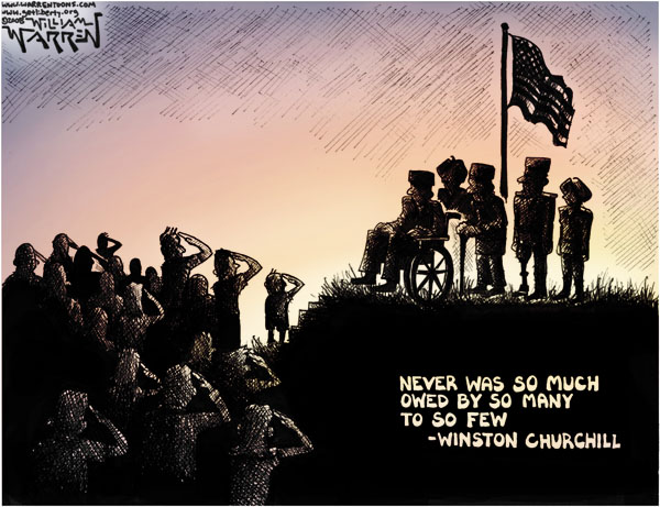 blonde girl chronicles thank you veterans day 2011