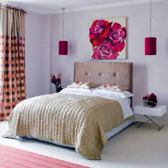 perfect romantic setup low bed with lovely curtains candles and