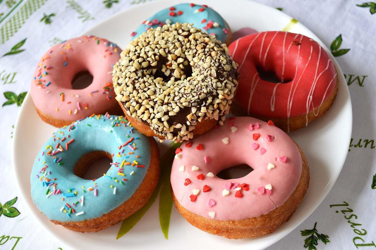 Пончик с сгущенкой рецепт с фото пошагово
