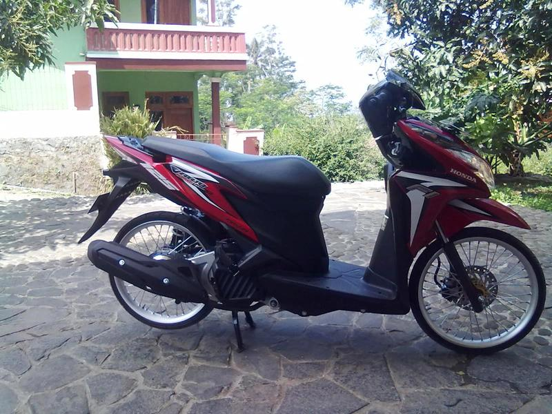 Modifikasi Vario 125 Velg 17 Reviewed by Rully Winarto on Tuesday  title=