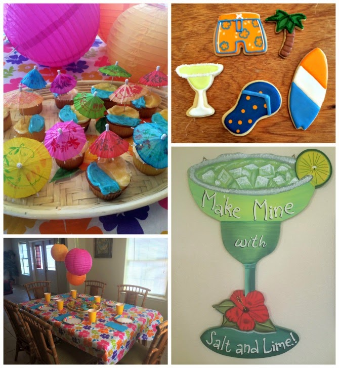 The Holland House: Birthday Fiesta