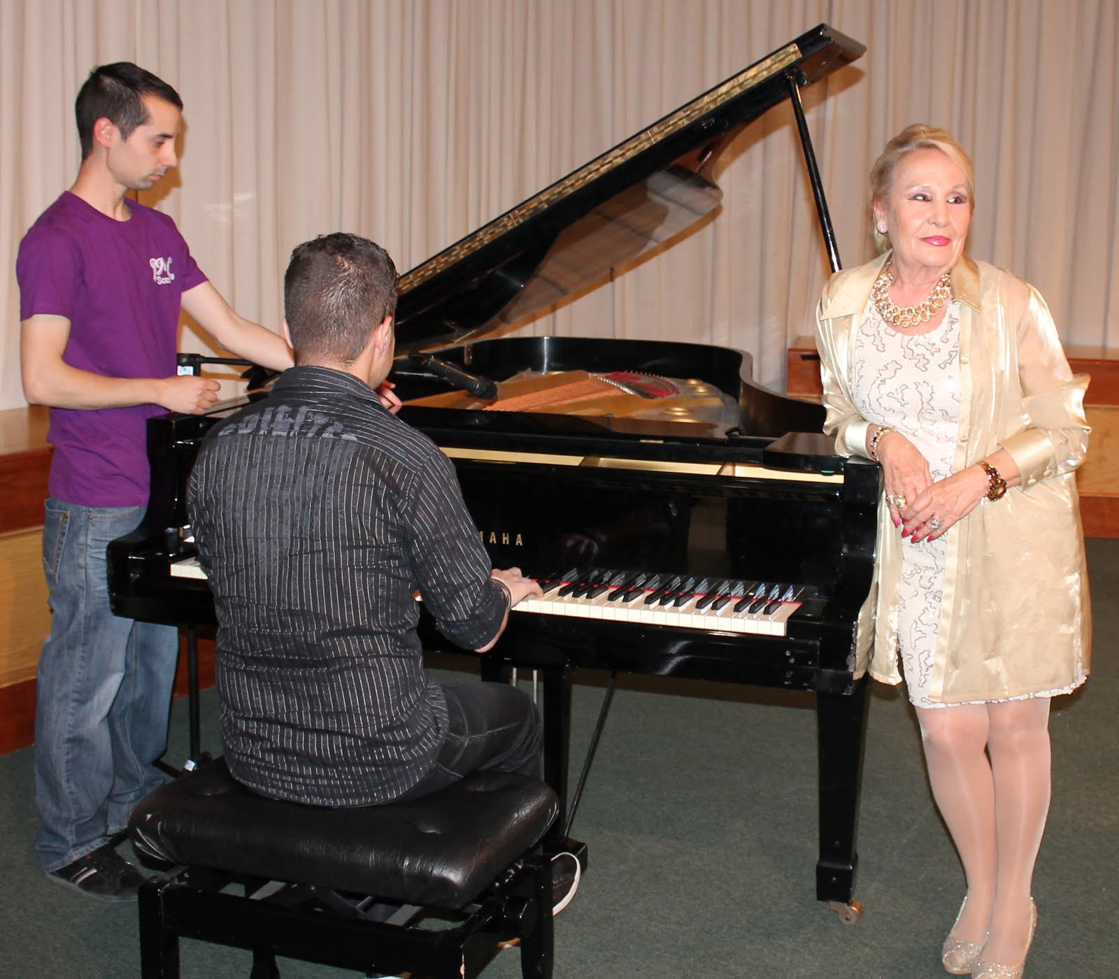 Recital en la Universidad de Murcia
