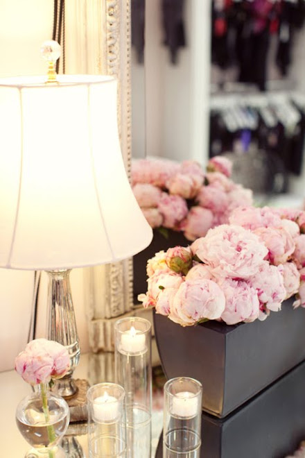 Decor - Pretty Peonies