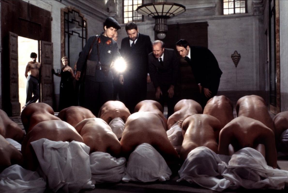 Ver Los 120 días de Sodoma (1975) Online Película Completa Latino Español en HD