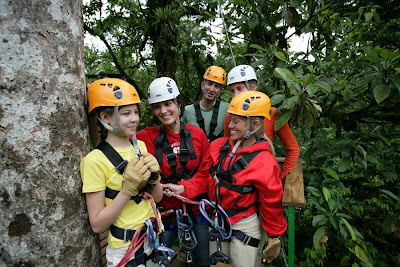 Safety at every rainforest canopy tour