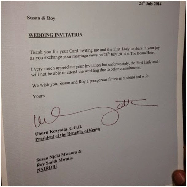 Look at what uhuru did to rufftone on and his wife krystal on heres the letter that uhuru kenyatta sent to rufftone and enough proof that he is the most humble president to ever rule kenya stopboris Images