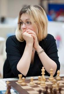 Échecs à Istanbul : Almira Skripchenko échiquier n°1 de l'équipe féminine française © site officiel