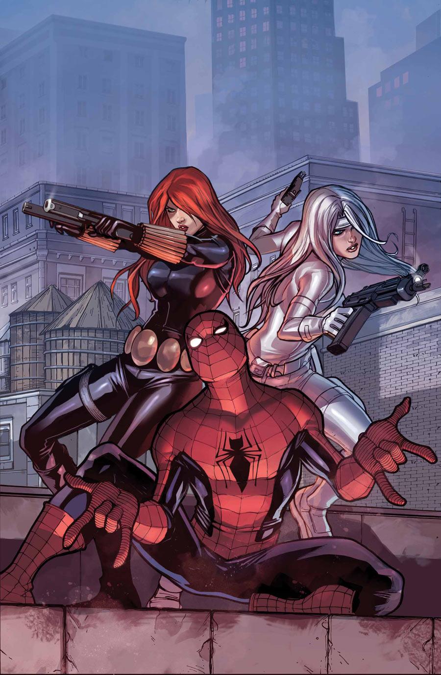 La sombra del murcielago the amazing spider man 68 - Et spider man ...