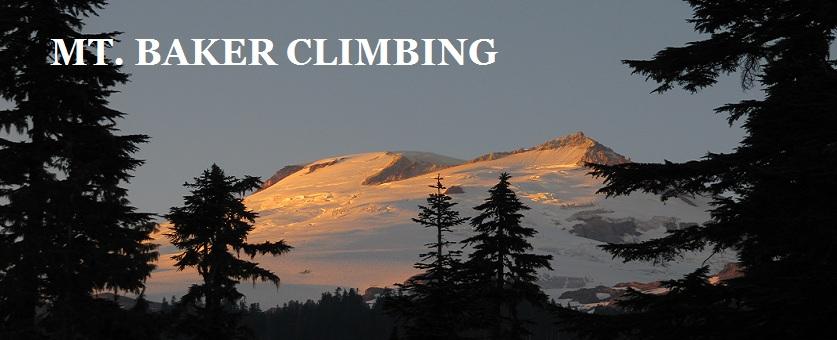 MT. BAKER CLIMBING