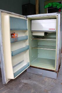 Vintage Dometic Refrigerator
