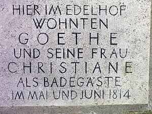 Bad Berka: Goethe förderte das Kurwesen
