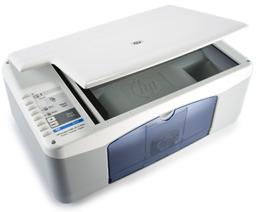 Error Printer HP F380